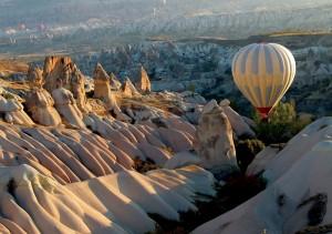 Turkije Vakantie Cappadocie