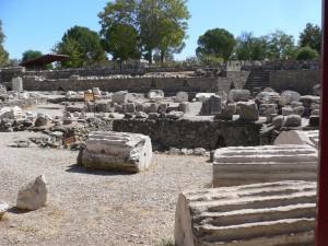 Mausoleum van Halicarnassus in Bodrum