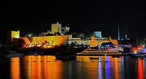 Turkije Vakantie Bodrum Kasteel