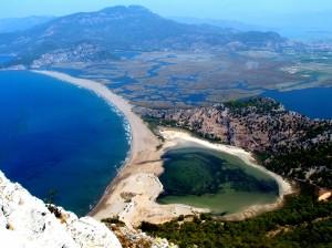 Turkije Vakantie Dalyan